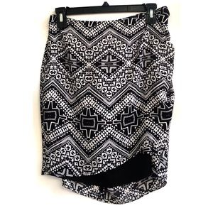 EXPRESS Tribal Career Skirt NEVER WORN